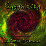 V.A. - Gaggalacka - A Purple Playground (2014)